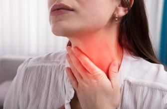 Ангина - причины, симптомы, диагностика и лечение